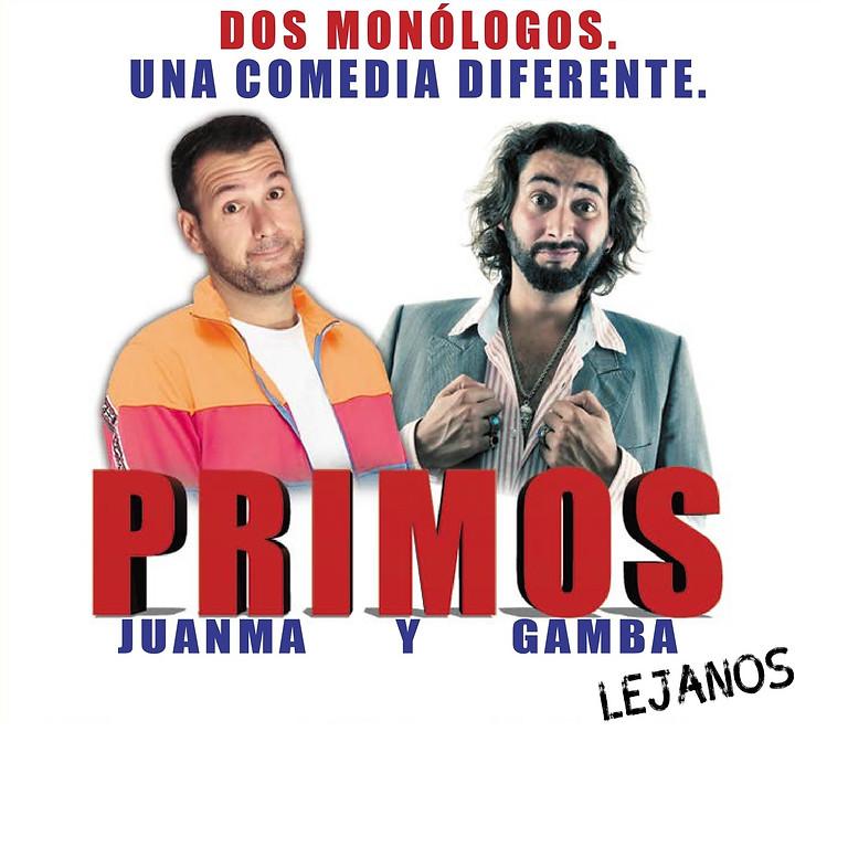 Sabado de Comedia con JUANMA MOLINA Y MANU CHACÓN (Monologo)
