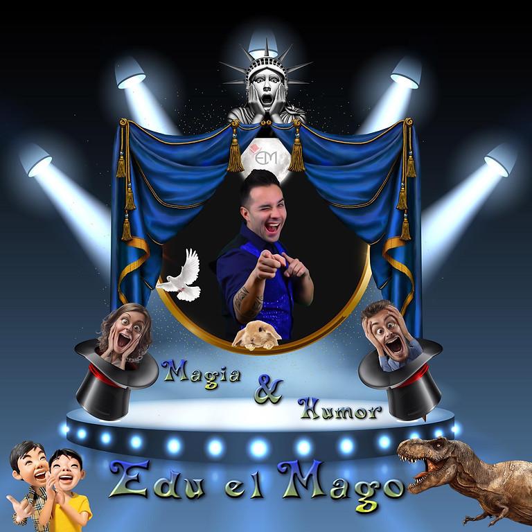DOMINGO EN FAMILIA con Edu el Mago