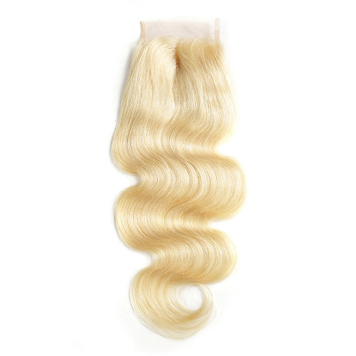 Perfectly Blonde Body Wave Closure