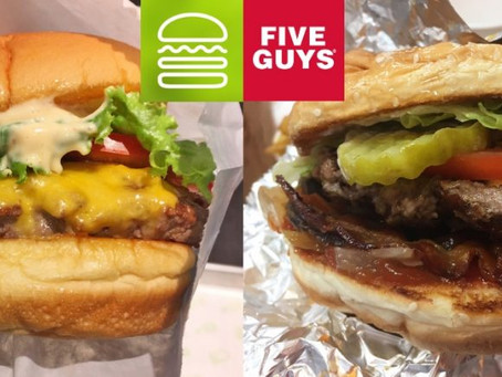 BURGER WARS: Shake Shack or Five Guys, Who Does it Better?