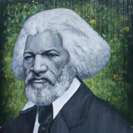 Frederick Douglas - Freedom Wall
