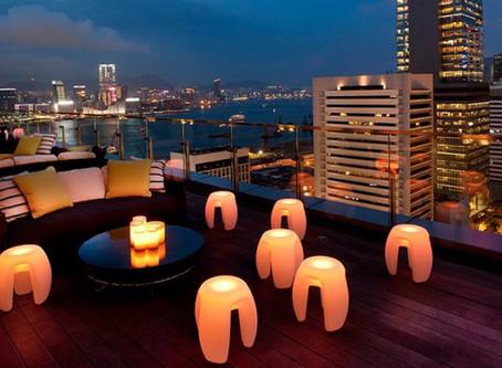 10 Best Rooftop Bars in Hong Kong