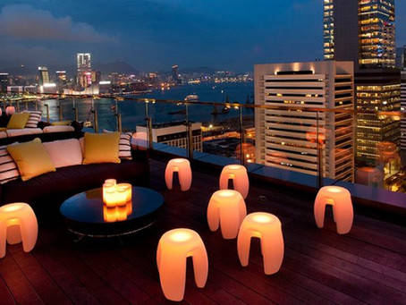 10 Best Rooftop Bars in Hong Kong