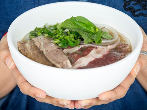 Pho-natics: Where to Find the Best Pho in Hong Kong