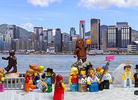 Affordable Art Fair Launches LEGO Hong Kong