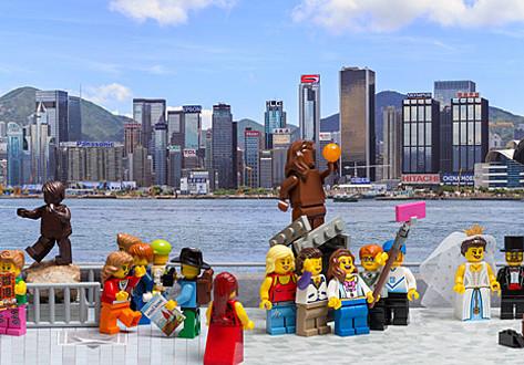 Affordable Art Fair Launches LEGO Hong Kong