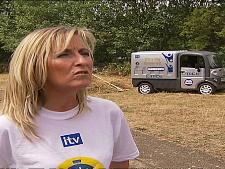 ITV Big Clean Up Campaign