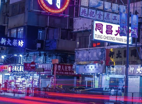 Stunning Time-lapse of Hong Kong Captures City's Vibrant Energy