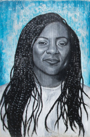 Alicia Garza - Freedom Wall