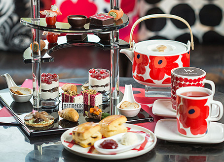 Hong Kong's Best Afternoon Teas