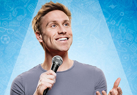 Five Minutes With: Comedy Superstar, Russell Howard