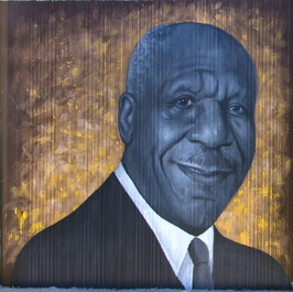 King Peterson - Freedom Wall