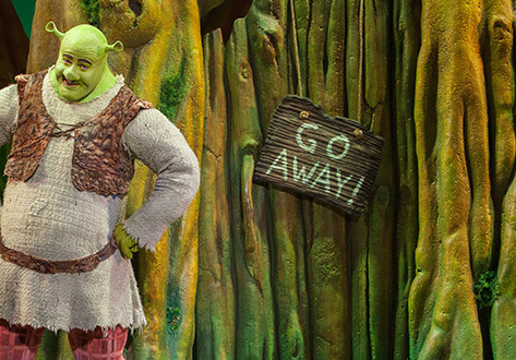 Five Minutes With: Shrek