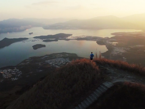 Epic Trail Running Video Takes our Breath Away