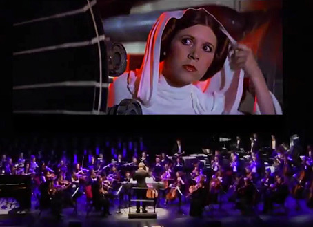 Watch Star Wars on the Big Screen with a Live Orchestra