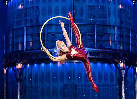 Cirque du Soleil Returns to Hong Kong with Heart-Pounding Show