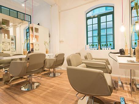 Top 5 Favourite Hair Salons in Hong Kong