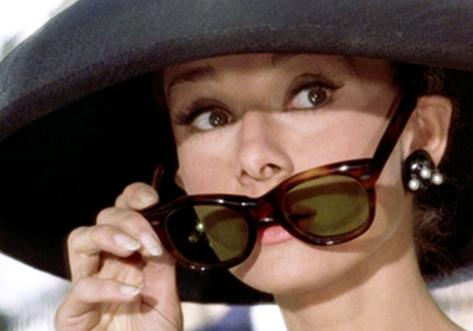 Take a Peek inside Audrey Hepburn's Wardrobe