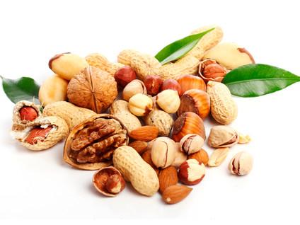 Еда для мозга и иммунитета - орехи!