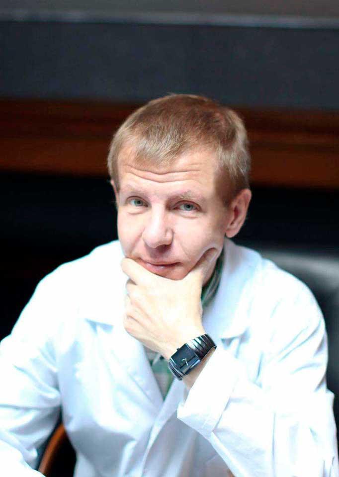 профессор Давыдов Андрей Львович