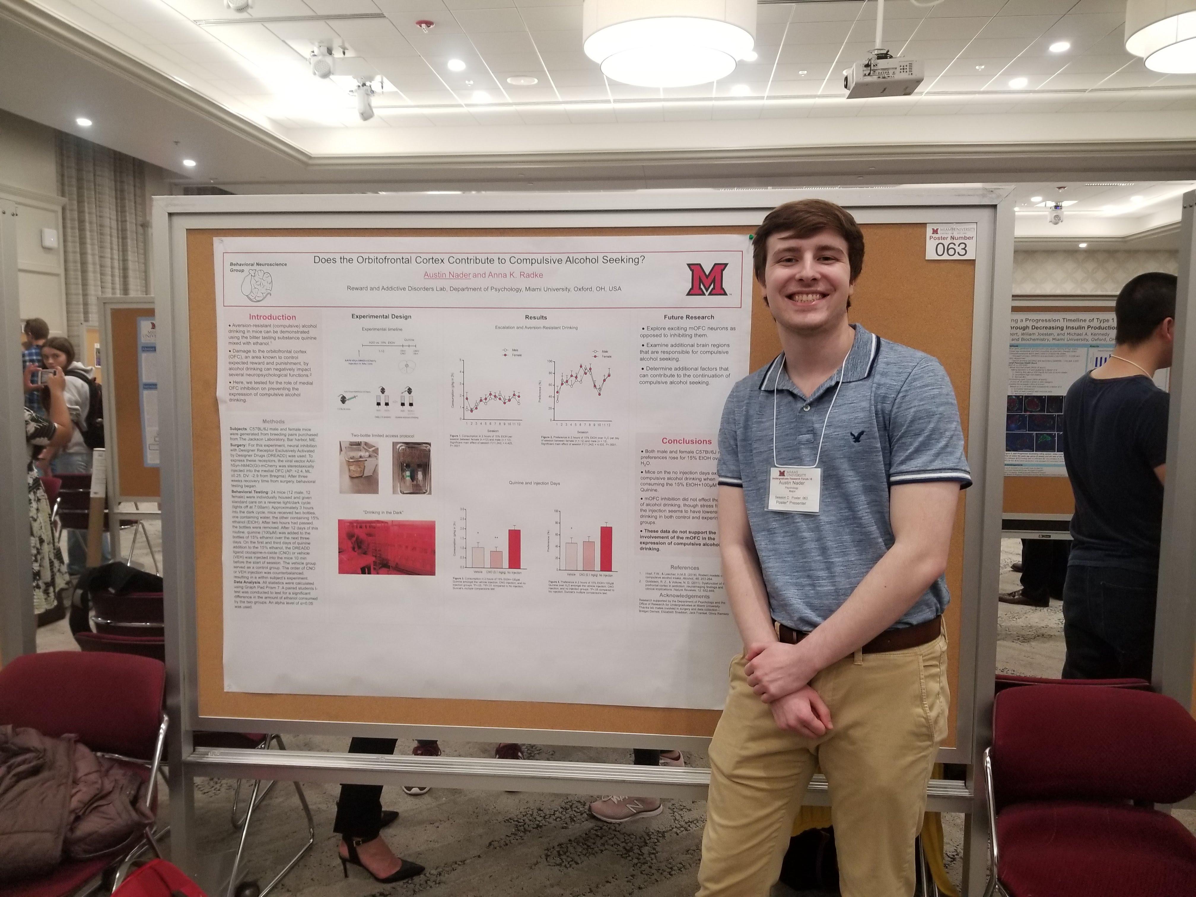 Undergraduate Research Forum 2018