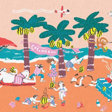 The Cocomelon Island