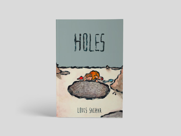 Cover Design | Holes