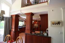 Columns Kitchen entry