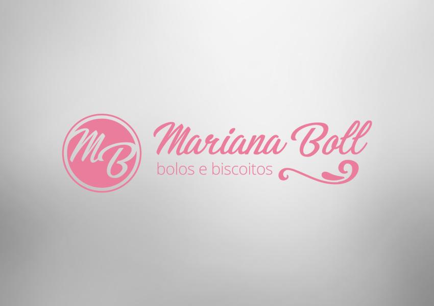 Logotipo Mariana Boll