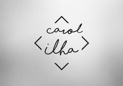 Logotipo Carol Ilha