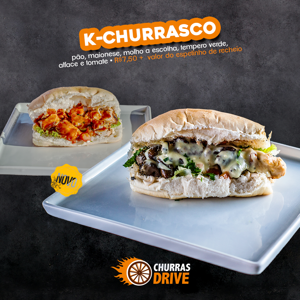Cliente @churrasdrive