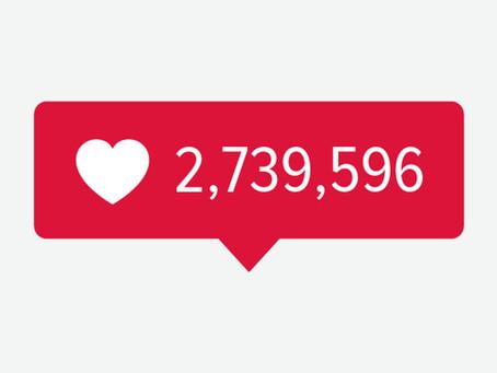 Instagram e o fim do número de LIKES