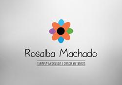 Logotipo Rosalba Machado