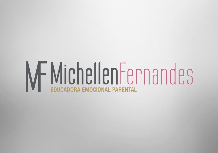Logotipo Michellen Fernandes