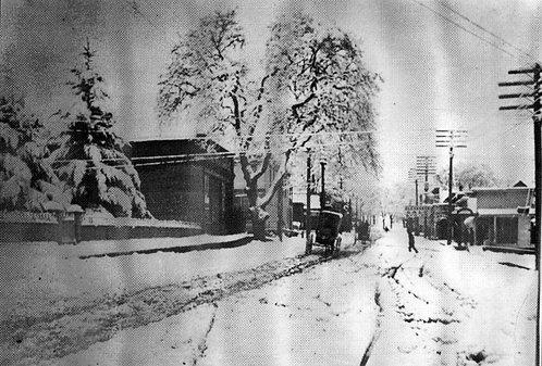 Snow Storm 1906
