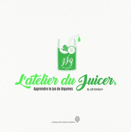 Logo by fadamentalpics - Just Juice Bar
