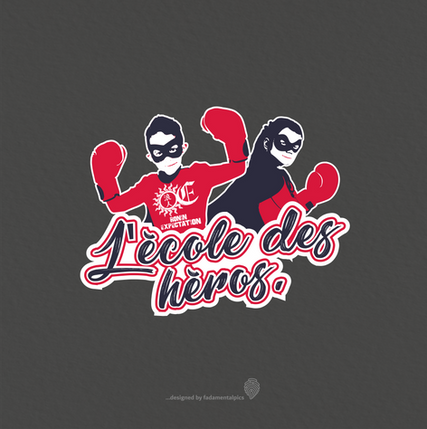 Logo by fadamentalpics - L'école des Hèr