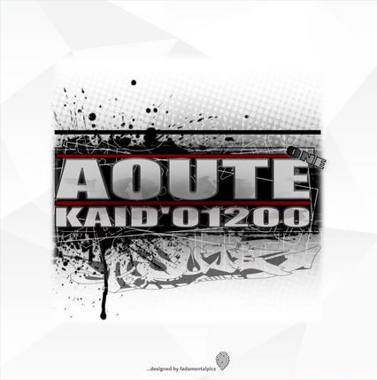 Flyer by fadamentalpics  -  Aoute'one.pn