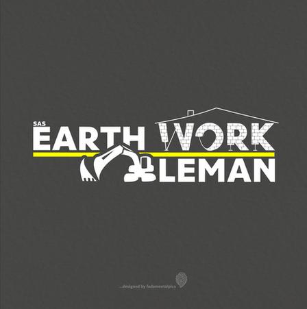 Logo by fadamentalpics - Earth Work Lema
