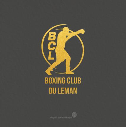 Logo by fadamentalpics - Boxing Club Lem