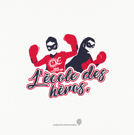 Logo by fadamentalpics - L'école des Hér