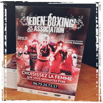 Flyers by fadamentalpics - Eden Boxing.j
