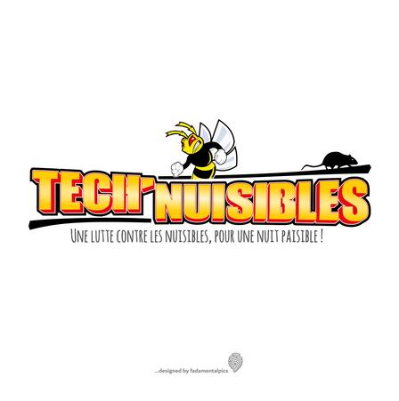 Logo by fadamentalpics - Tech Nuisibles.