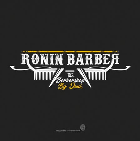 Logo by fadamentalpics - Ronin Barber by