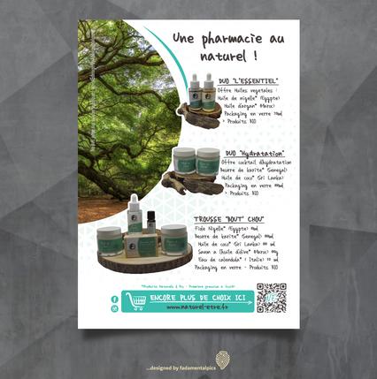 Flyer by fadamentalpics   -   Naturel'Et