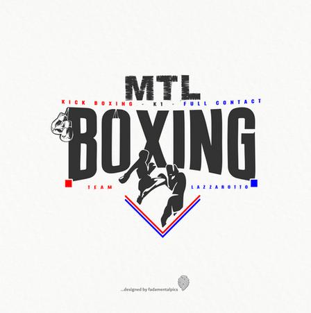 Logo by fadamentalpics - Boxing Team Laz