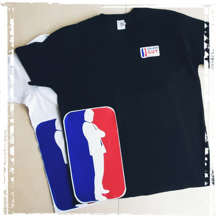 Teeshirt by fadamentalpics - Splash Guy