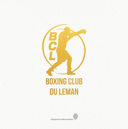 Logo by fadamentalpics - Boxing Club du