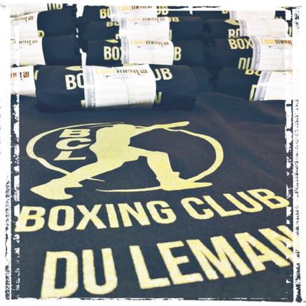 Teeshirt by fadamentalpics - Boxing Club