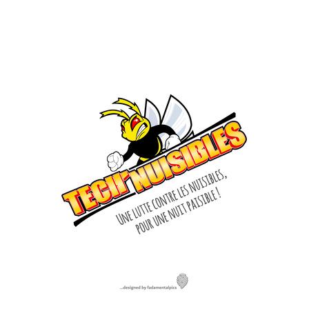 Logo by fadamentalpics - Tech'Nuisibles.
